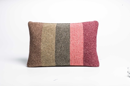 Picture of Small Cushion Camilla Deck Stripe