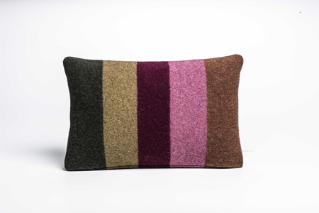 Picture of Small Cushion Tyrion Wide Stripe