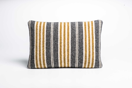 Picture of Small Cushion Mead Mixed Stripe