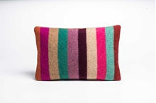 Picture of Small Cushion Cyclamen Wide Stripe(2)