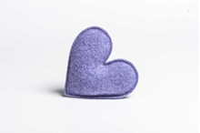 Picture of Lavender Heart Thistle/Grey