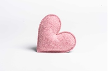 Picture of Lavender Heart Tearose/Grey