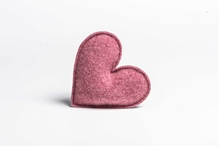 Picture of Lavender Heart Rose Bay/Grey