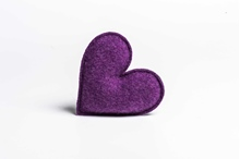 Picture of Lavender Heart Lupin/Grey