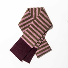 Picture of Skinny Scarves Blossom/Sage/Burgandy