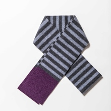 Picture of Skinny Scarves Smoke/Monsoon/Lupin