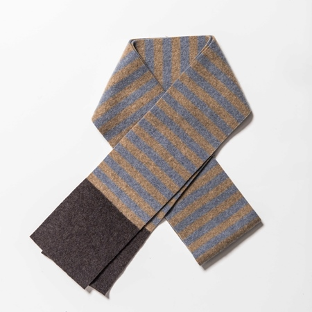 Picture of Skinny Scarves Basswood/Smoke/Truffle