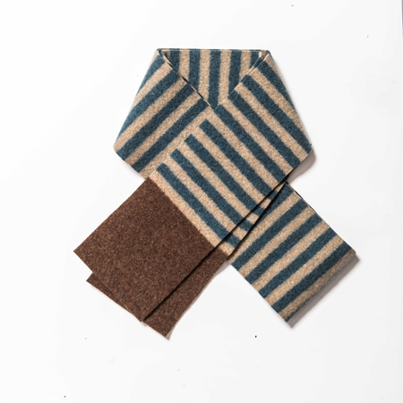 Picture of Skinny Scarves Basswood/Marlin/Cocoa