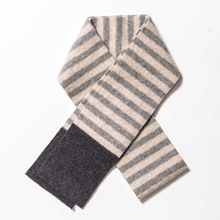Picture of Skinny Scarves Sandstone/Pearl Grey/Coal